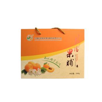 茹河彭阳果脯礼盒1500g